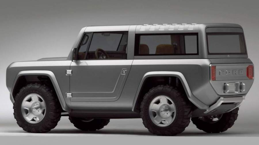 Ford Bronco Launch Date