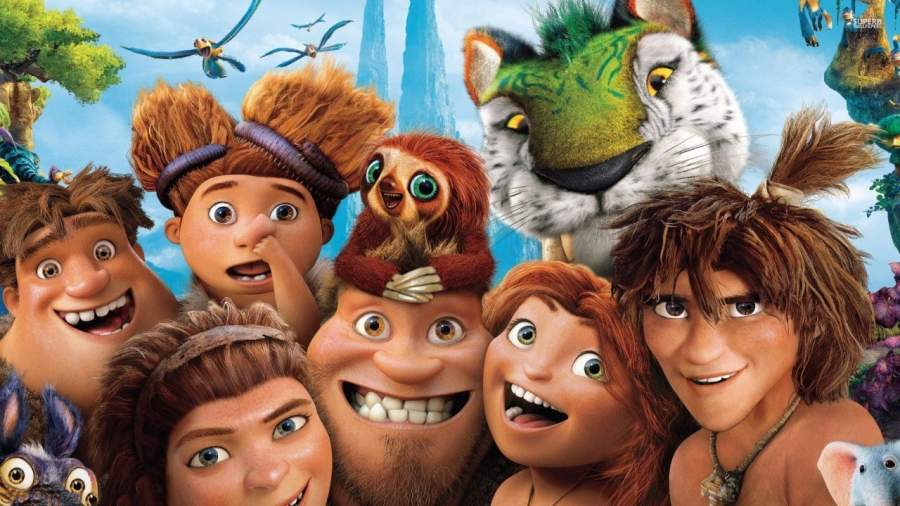 The Croods 2 Cast