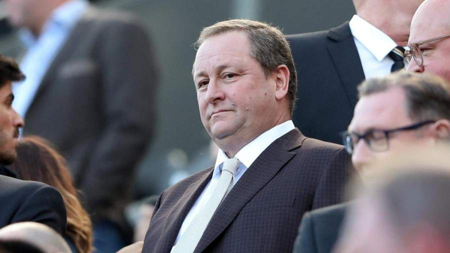 Mike Ashley Net worth in 2020