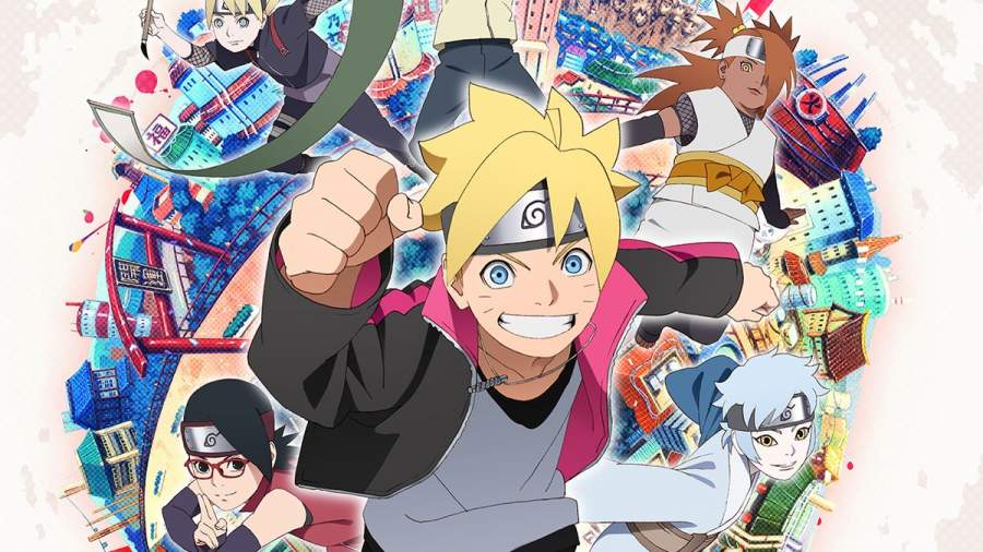 Boruto Chapter 45 Release date