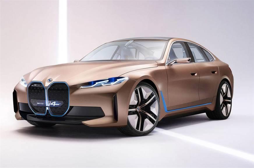 BMW i4 Specification