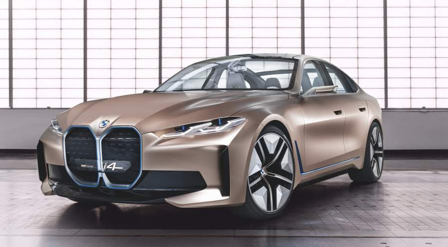 BMW i4 Release Date
