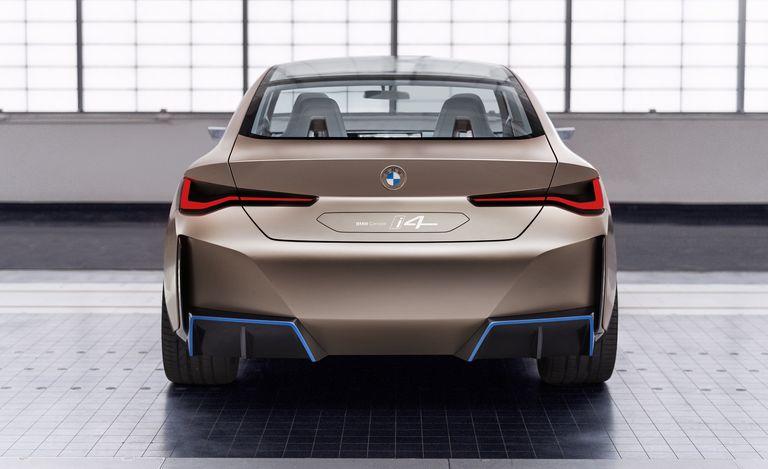 BMW i4 Price
