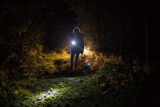 Flashlight or torch