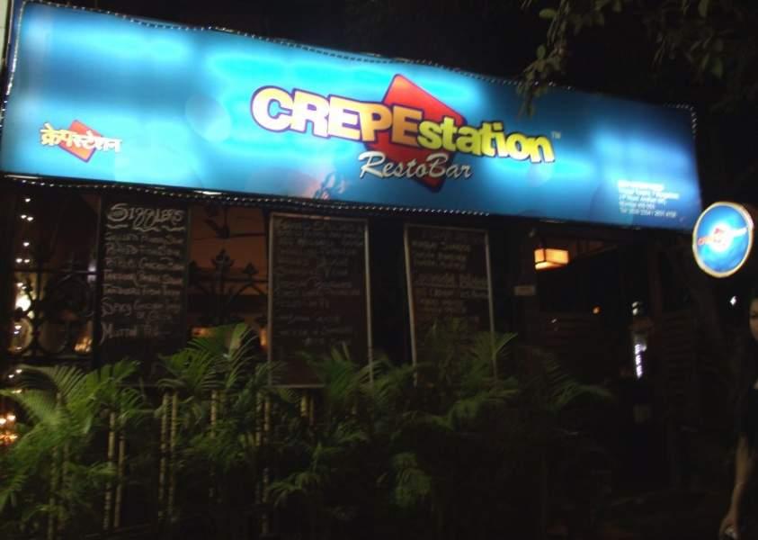 Crepe Station Café by Dino Morea