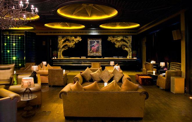 Lap, The Lounge by Arjun Rampal