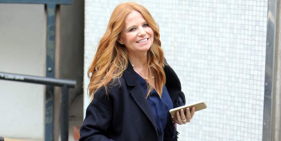 Patsy Palmer Early life and work
