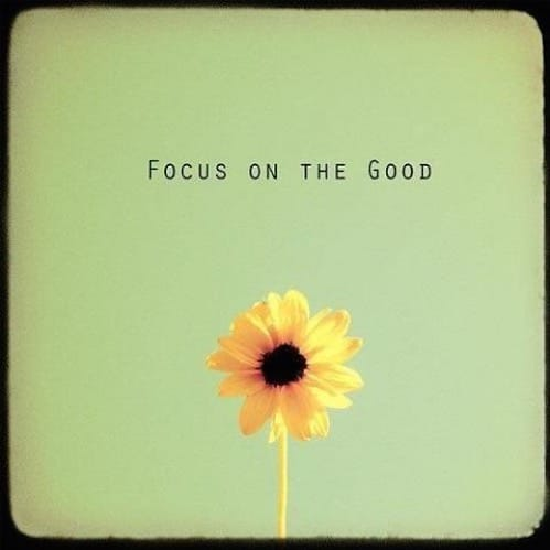 focus-on-the-good-morning-quotes-sweet