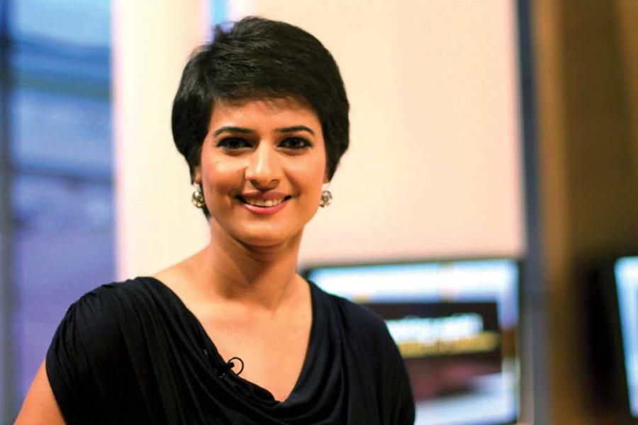 Shaili Chopra News Anchor