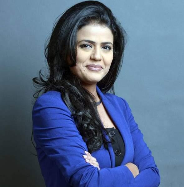 Sweta Singh Aajtak