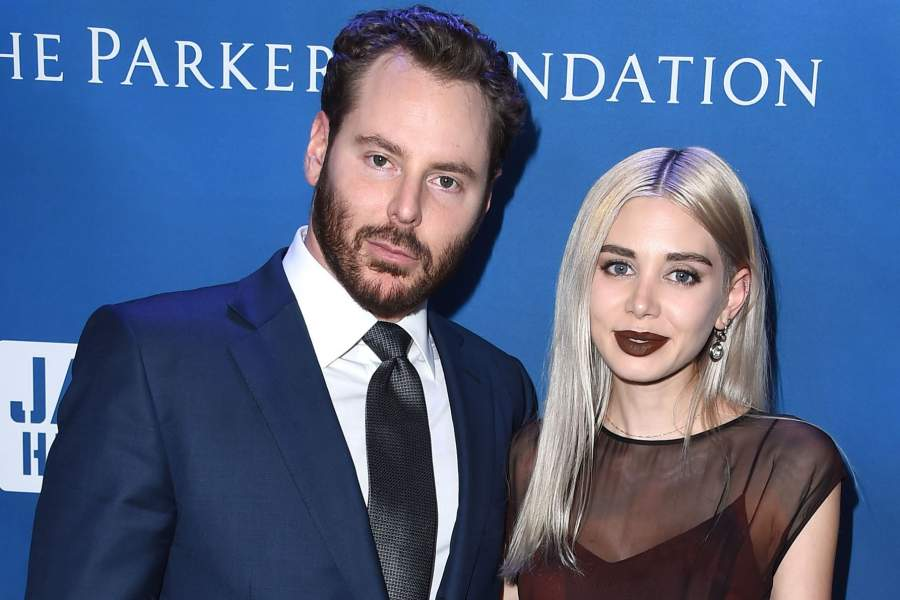 Sean Parker's wife Аlехаndrа Lеnаѕ