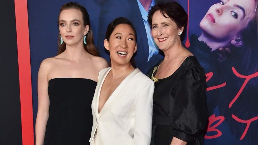 Killing Eve Season 3 cast
