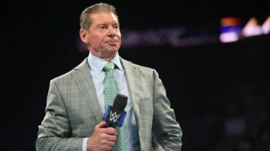Wrestling Promoter Vince McMahon