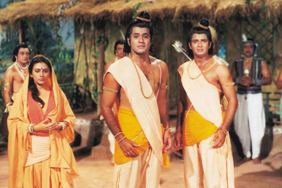 Startcast of Ramayan and Their Transformation