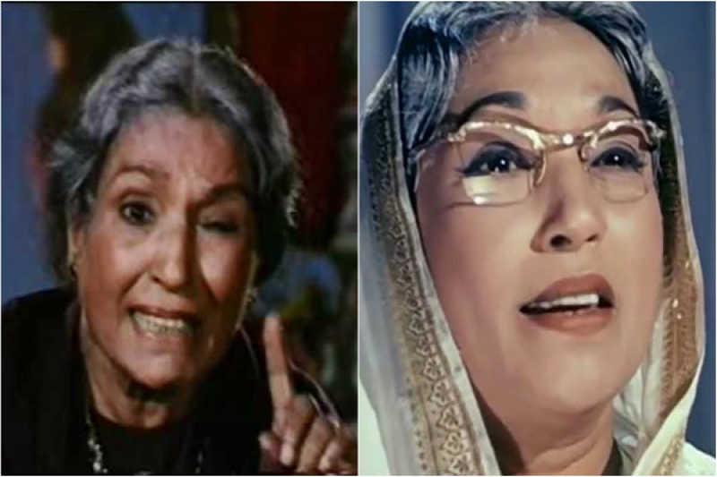 Lalita Pawar as Manthara