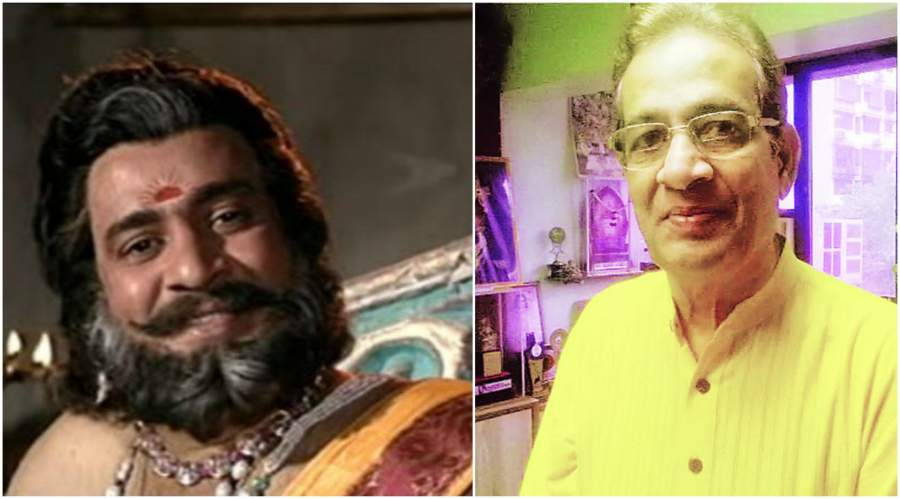 Bal Dhuri as Dashrath