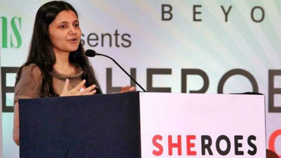 Sairee Chahal, Founder, SHEROES