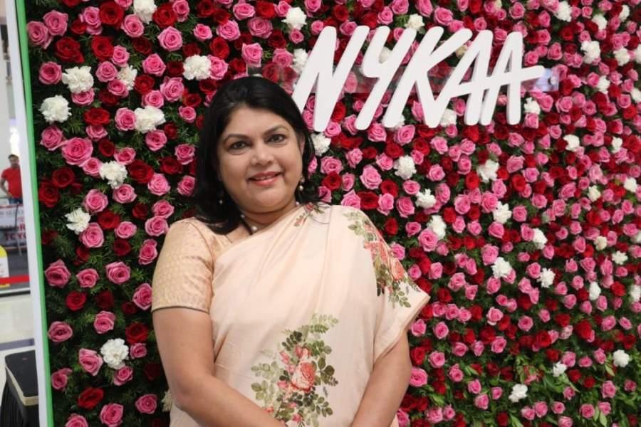 Falguni Nayar, CEO, Nykaa