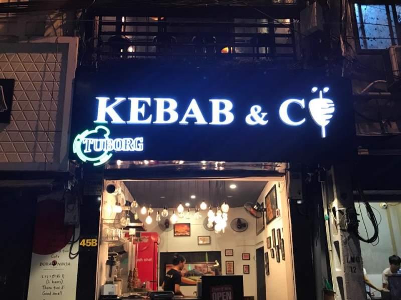 Kebab & Co, Hanoi