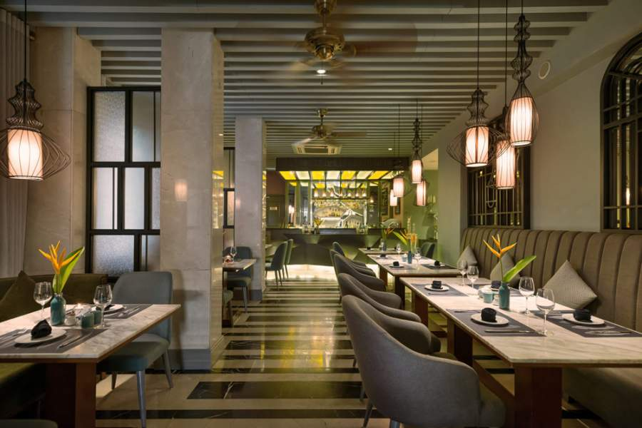 Essence Restaurant Hanoi