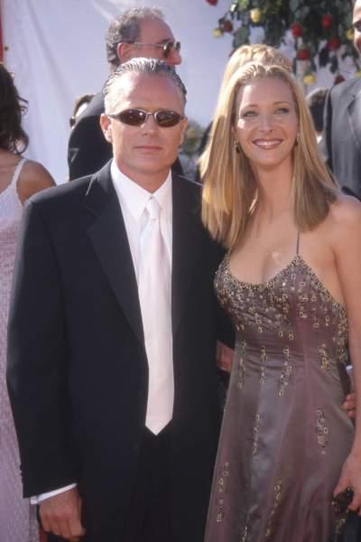 Michel Stern wife Lisa Kudrow