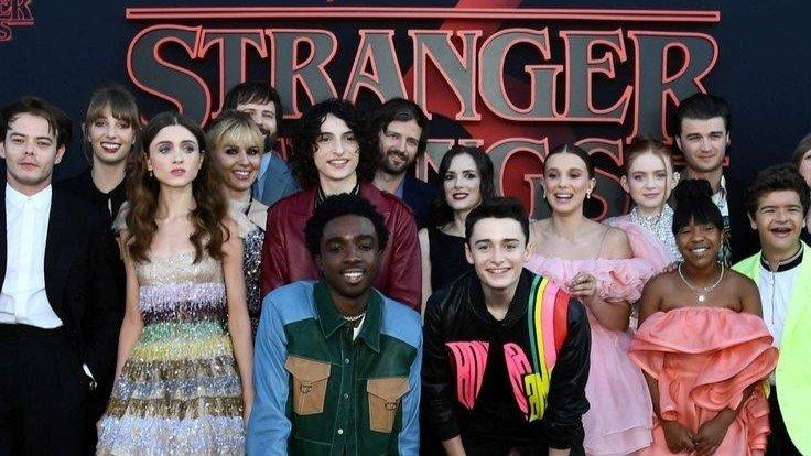 Stranger Things Season 4 cast