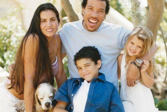 Diane Alexander family
