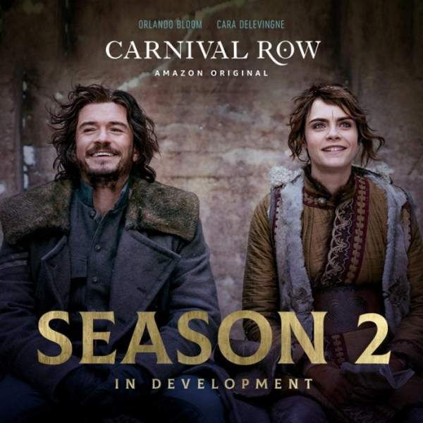Carnival Row Season 2 Plot