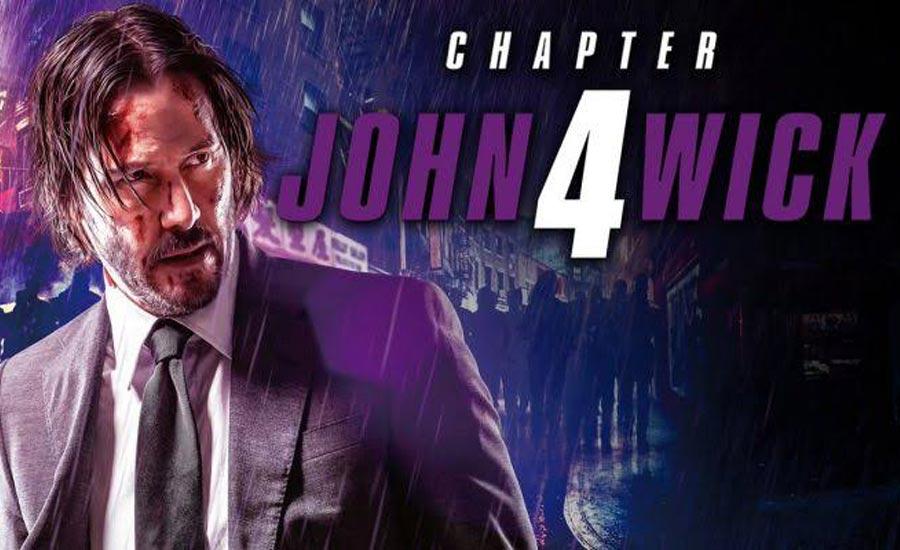 John Wick Chapter 4 release date