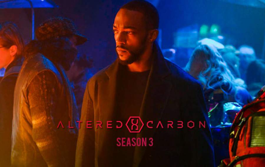 Altered Carbon Season 3 release date