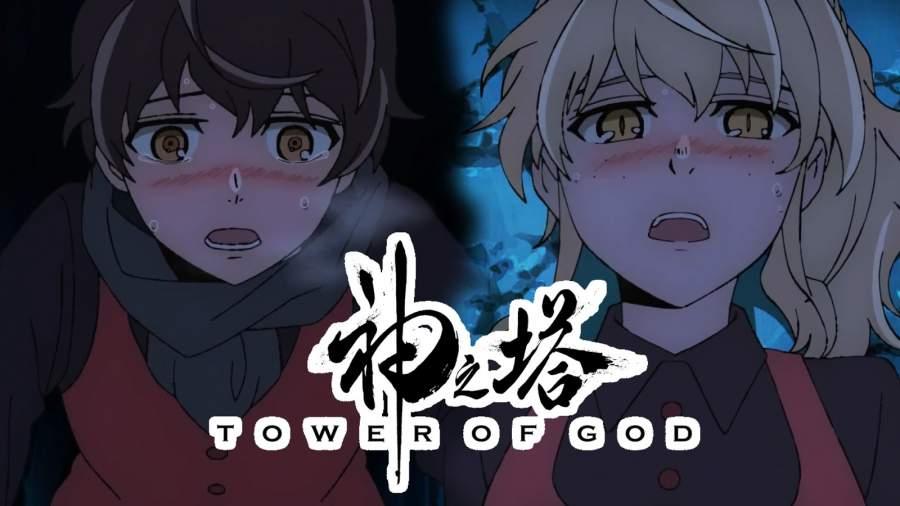 Kami No Tou Tower of God Episode 9