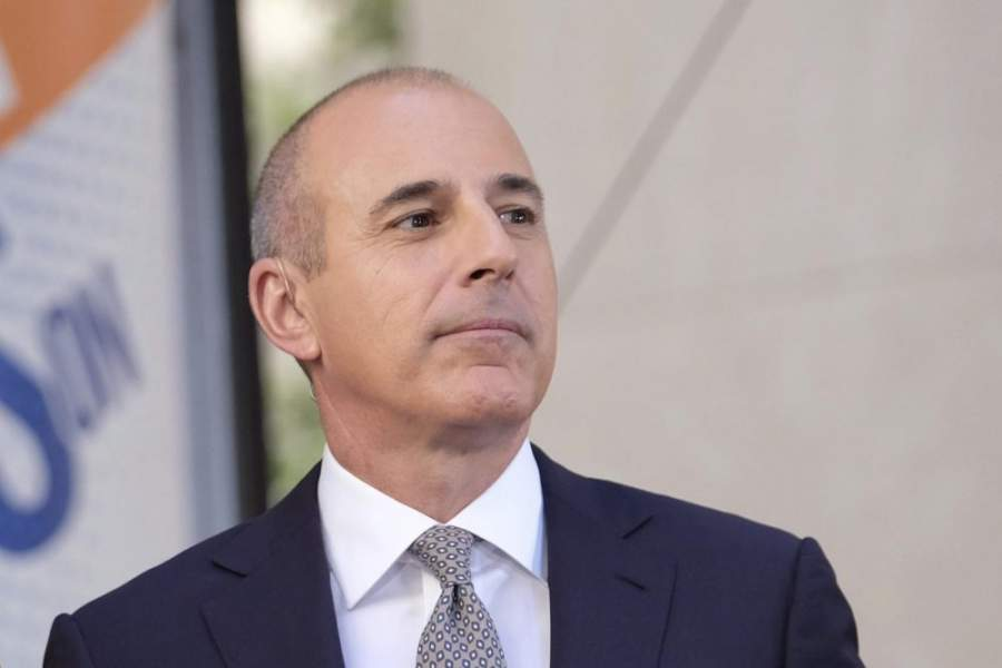 Matt Lauer Biography