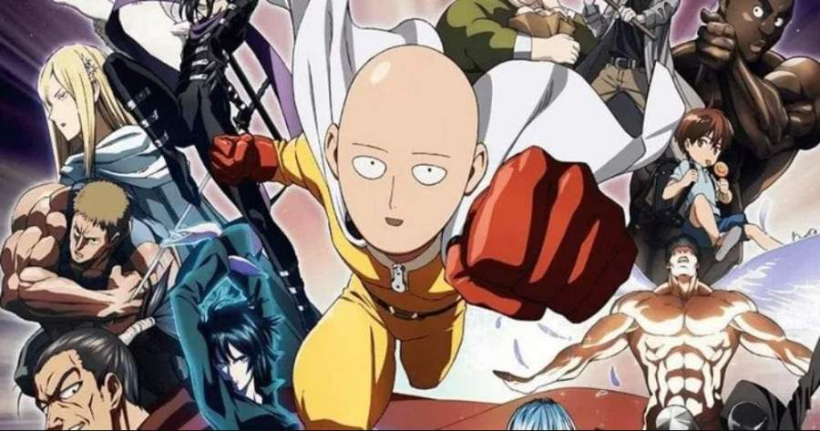 One-Punch Man Chapter 132