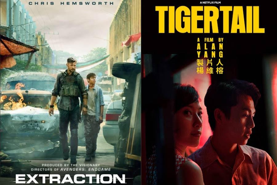 Top 5 Netflix Original Movies 2020