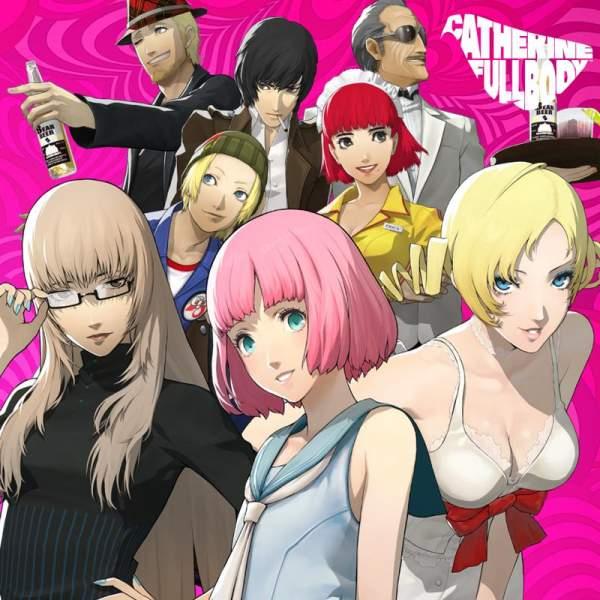 Catherine Full Body Gameplay