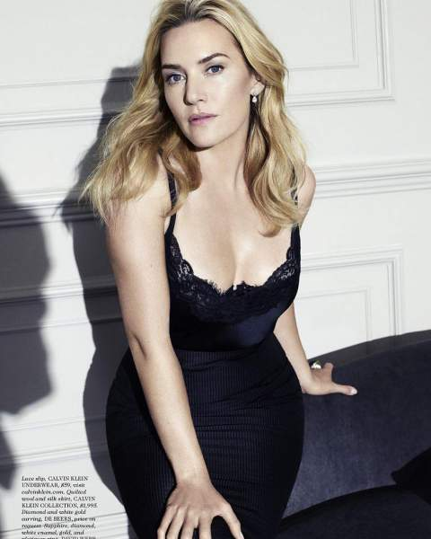 Kate Winslet achievements