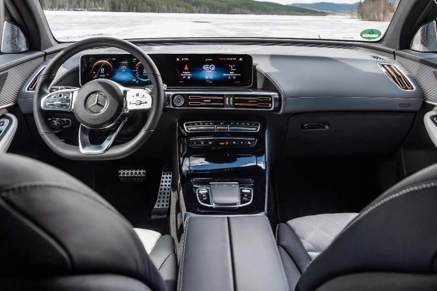 Mercedes Benz EQC Features