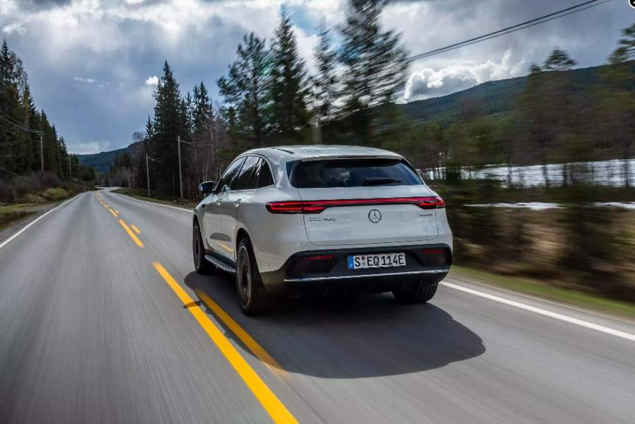 Mercedes Benz EQC Pricing