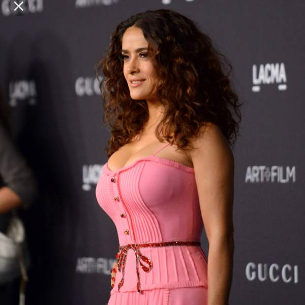Salma Hayek Charities