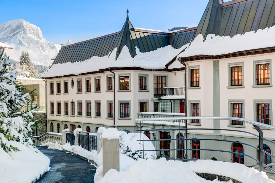 Collège Alpin Beau Soleil
