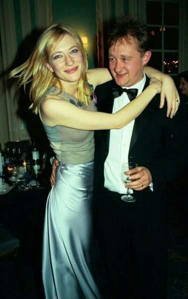 Cate Blanchett Husband Andrew Upton