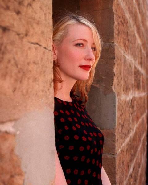 Cate Blanchett Affairs