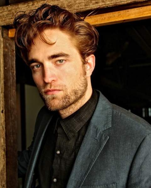 Robert Pattinson Age