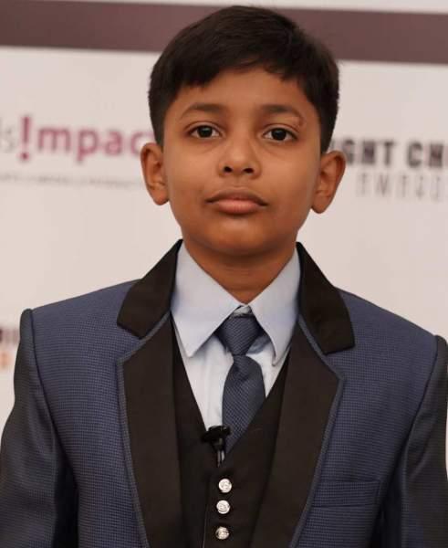 Most Versatile Kid Reyansh Gaur