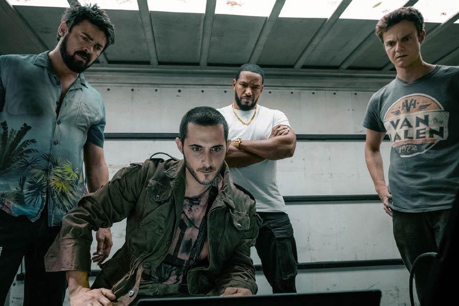 The Boys Season 2 Cast