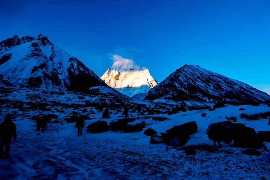New Route To Kailash Mansarovar Yatra