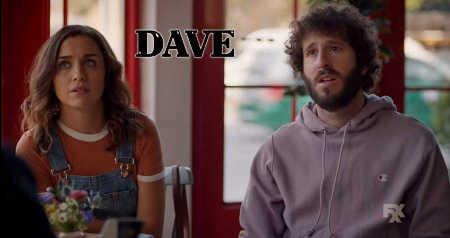Dave Comedy series