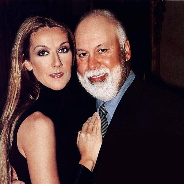 Celine Dion Husband Rene Angelil