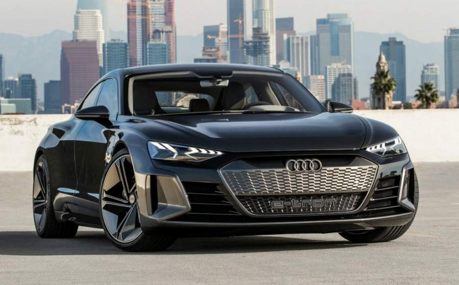 2021 Audi e-Tron GT Features