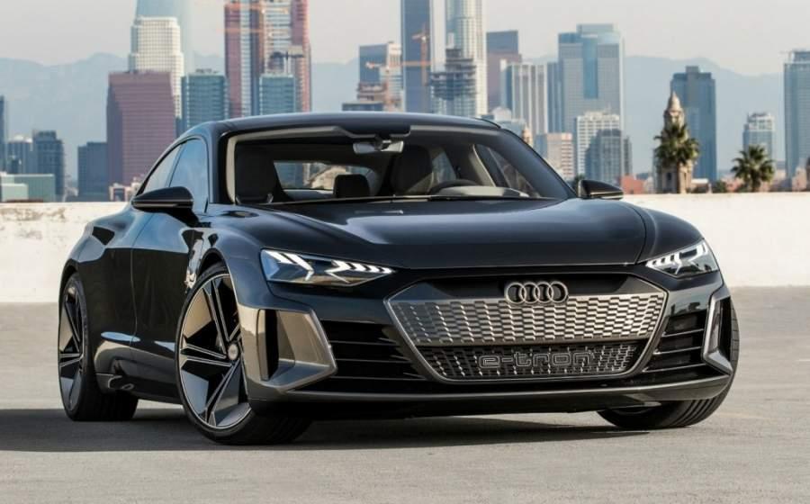 2021 Audi e-Tron GT Features